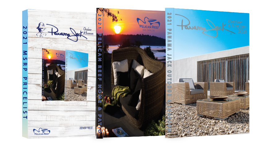 Pelican Reef 2020 Catalog Page