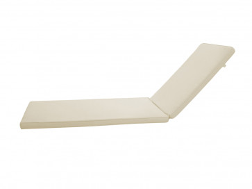 Optional off-white cushion fro Oasis Chaise Lounge